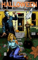 HALLOWEEN:  30 years of terror by MalevolentNate
