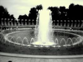 WWII Memorial by EtchedinDreams