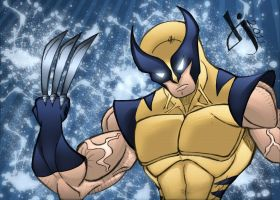 Wolverine COLORS by MadcapLLC