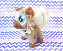Rockruff (Iwanko) Plush - Silent Auction by SuperKawaiiStudios