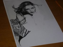 Cher Lloyd WIP by VictoriaSh
