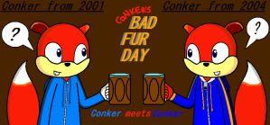 Conker Meets Conker? by conkeronine