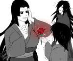 Never Ending Competition - Fem!Hashirama by YumeSamasLover
