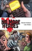 No More Heroes issue 1 cover by caiooliveira