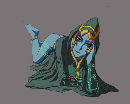 More Midna!. by Triggerpigking