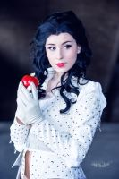 Snow White - Once Upon A Time - OUAT - Disney by ShashinKaihi