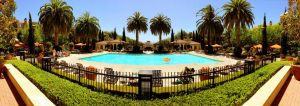 North Park Village pool by DiMiles