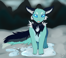 Chilled Breath by Izzyhime