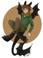 AT: Guardian Hiccup by Midoromi