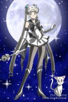 Sailor Silver Moon by LadyIlona1984
