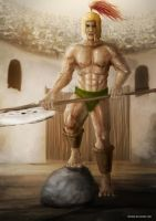 Gladiator by cha4os