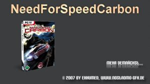 Need For Speed Carbon by 3xhumed