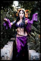 Liliana Vess - Magic the Gathering by RainbowMissy
