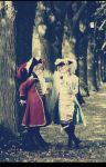 APH: France and England 2 by Amapolchen