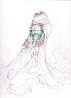 Mysterio Pencils by ParisAlleyne