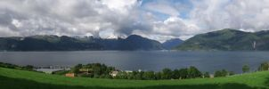 Sognefjord, Norway by Siobhan68