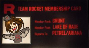 Team Rocket Membership Card by tobi-2012