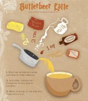 Butterbeer recipe by DaEpicFailX3
