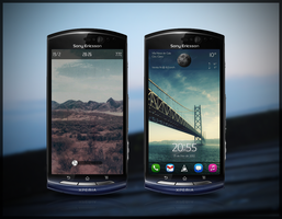 Xperia Neo - 19/02 by blackboxdesign