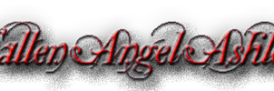 Fallen Angel Png Graphics for BVB. by Gothic-Rebel