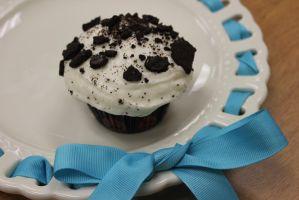Cookies N Cream cupcakes by thisdreamwillend