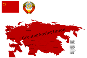 greater Soviet Union (mapping) by DimLordofFox