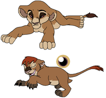 breedable cubs 2 for Milka by DigiTamerKodi