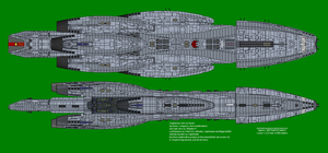 Gunstar Sabre by XRaiderV1