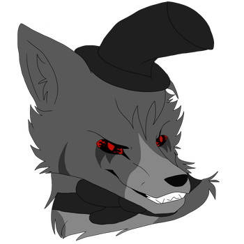 Ace Headshot Commission by fluffylovey