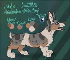 Lymbo WH Adopt by ThatTroubledFennec