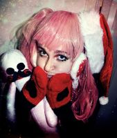 A Negative XMas to All! by ClaireMaeda