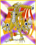 RoyalKenpedramon Empress mode by HronawmonsTamer
