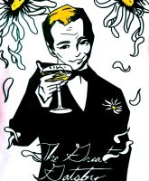 The Great Gatsby by LucyLooStudios