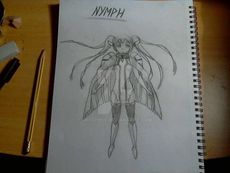 Nymph, Heavens Lost Property This time its better! by MITCH959