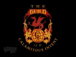 The Guild Of Calamitous Intent by venturebros