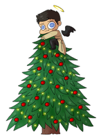 Tree Topper by Jennilah