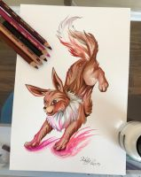 180- Eevee by Lucky978