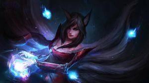 League Of Legends - Ahri-ya ready kids!?! by theDURRRRIAN