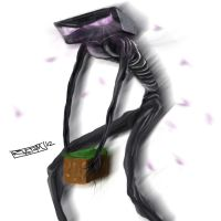 Enderman by RV5T3M