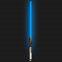 My Lightsaber Creation by BlindAcolyte