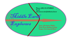 Middle-earth Explorers Logo by firebutterfly-narya