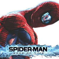 Spiderman: Edge of Time Icon by Rich246