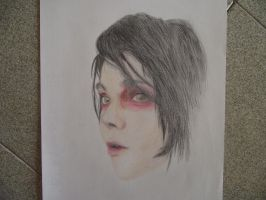 Gerard Way by Alicss