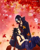 Uchiha Brothers02 by candytuff