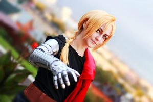 Edward Elric FMA brotherhood 01 by Megane-Saiko