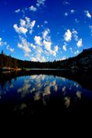 Reflections in Yosemite by SprStephen