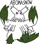 Abomasnow by tanlisette