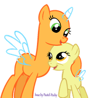 Best Sisters - MLP Base by Pastel-Pocky