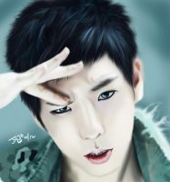B.A.P. - Himchan by takojojo15