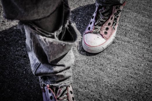 In Her Shoes (II) by dEfyant
